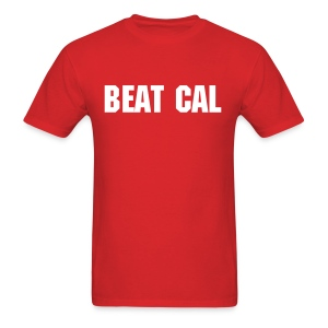 Beat Cal - Men's - Men's T-Shirt
