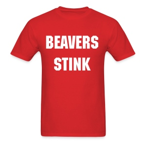 Beavers Stink - Men's - Men's T-Shirt
