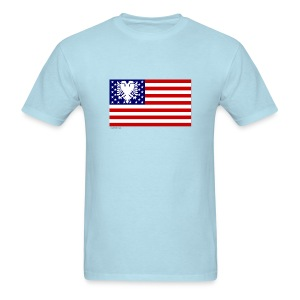 Albania USA - Men's T-Shirt