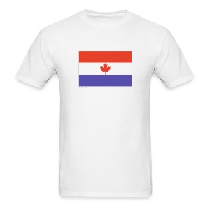 Canada Netherlands - Men's T-Shirt