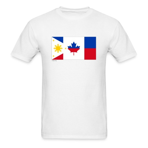 Canada Philippines - Men's T-Shirt