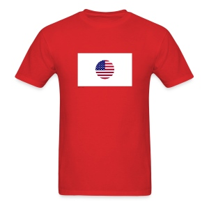 Japan USA - Men's T-Shirt
