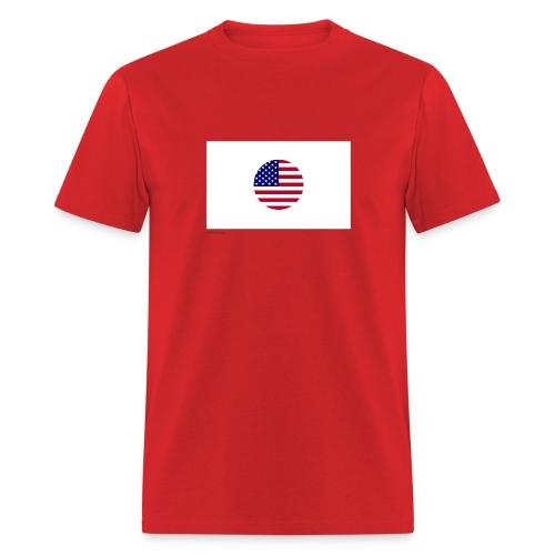 Japan USA - Men's T-Shirt