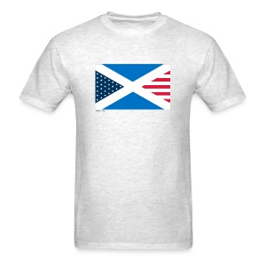 Scotland USA - Men's T-Shirt