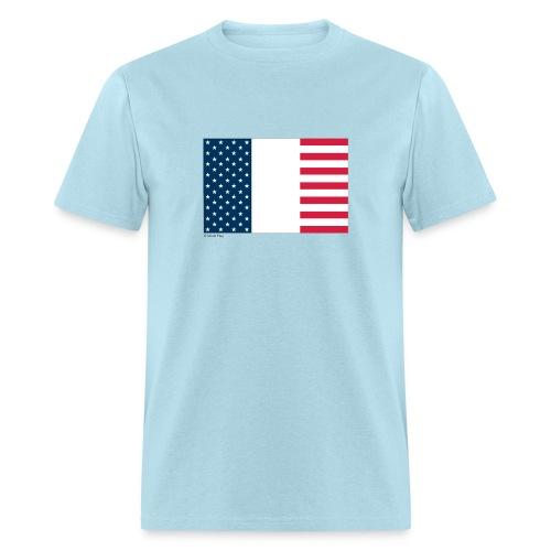 France USA - Men's T-Shirt