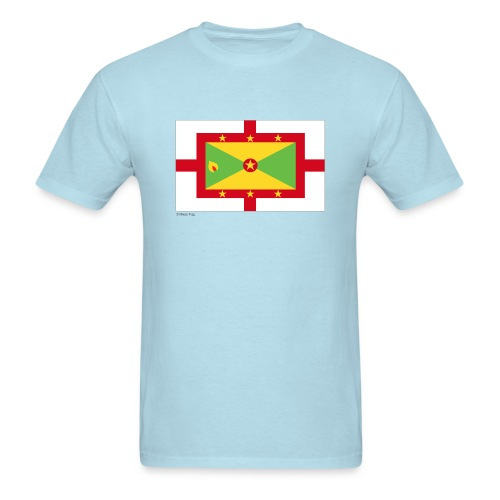 England Grenada - Men's T-Shirt