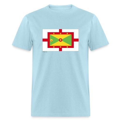 England Grenada - Men's T-Shirt