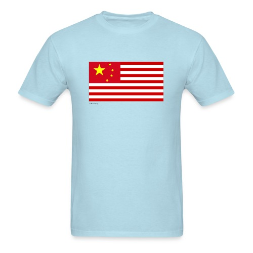 China USA - Men's T-Shirt