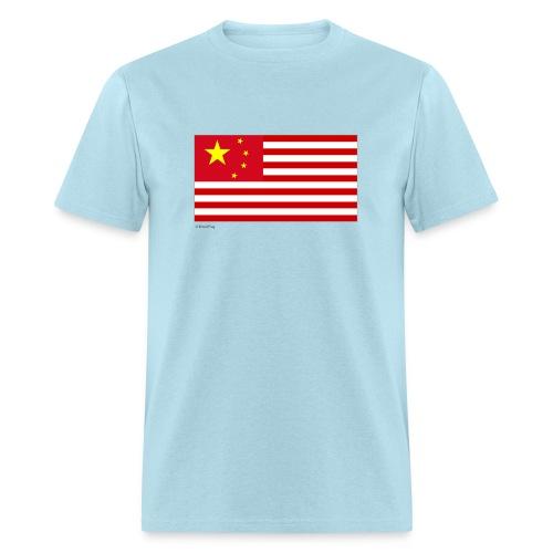 China USA - Men's T-Shirt