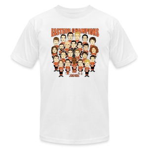Eastern Champs 2010 - Men's Fine Jersey T-Shirt