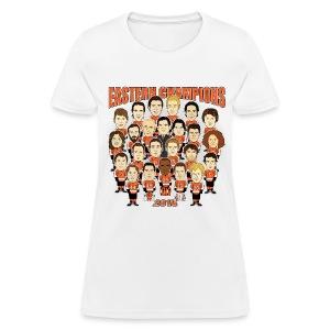 Eastern Champs 2010 - Women's T-Shirt