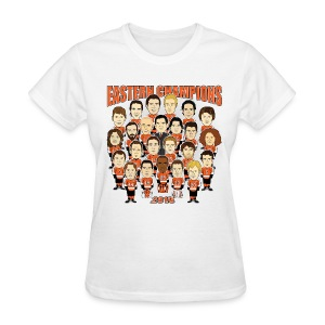 Eastern Champs 2010 - Women's T-Shirt