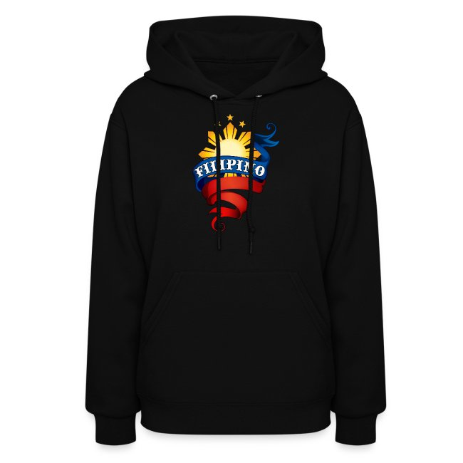 Women's Hoodie with DF Logo