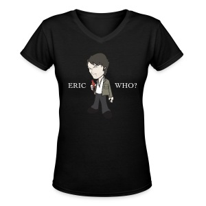 ERIC WHO - Women's V-Neck - Women's V-Neck T-Shirt