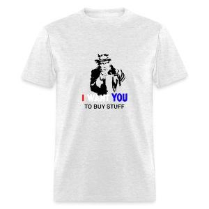 The Draft - Men's T-Shirt