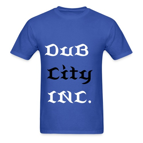 DuB Inc shirt - Men's T-Shirt
