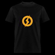 T-Shirts ~ Men's T-Shirt ~ Lightning Man Logo Tee