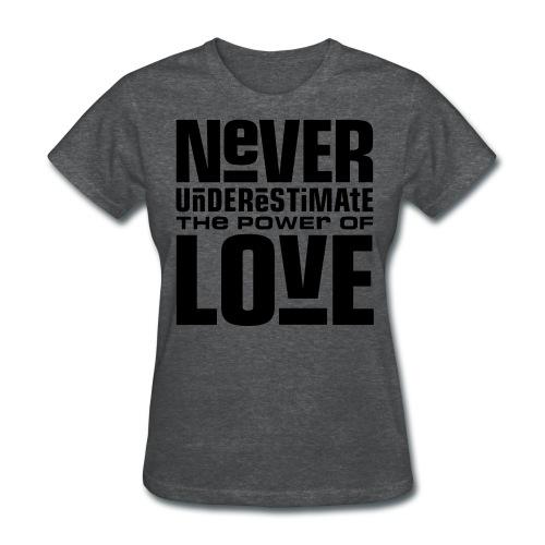 Never Underestimate  - Women's T-Shirt