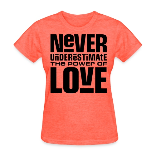 Never Underestimate  - Women's T-Shirt