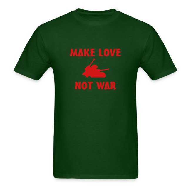 Anti War - Make love not war