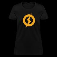 T-Shirts ~ Women's T-Shirt ~ Lightning Man Women's Tee