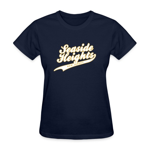 Seaside Heights Stacked T-Shirt - Women's T-Shirt