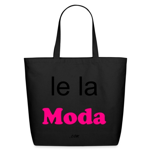 classic le la Moda tote - Eco-Friendly Cotton Tote