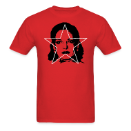 T-Shirts ~ Men's T-Shirt ~ LOLITA STAR RED MEN