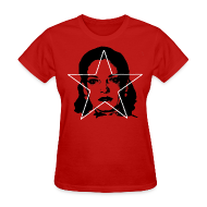 Women's T-Shirts ~ Women's T-Shirt ~ LOLITA STAR RED WOMEN