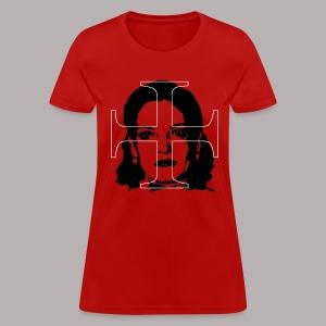 LOLITA NATIONALIST CROSS RED WOMEN - Women's T-Shirt