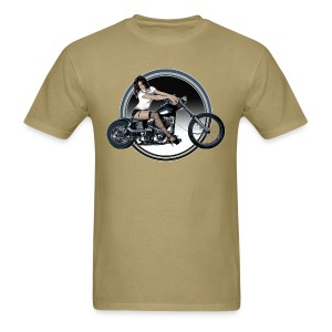Chopper Girl Shirt - Men's T-Shirt