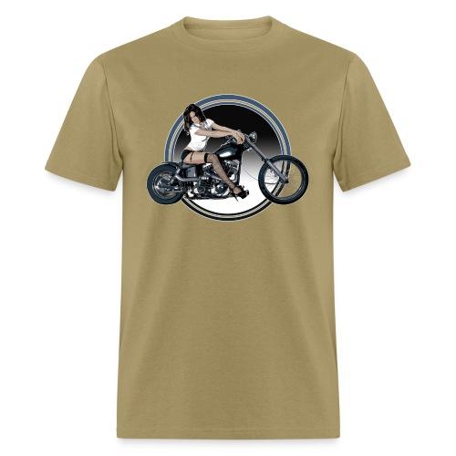 Chopper Girl Shirt - Men's T-Shirt