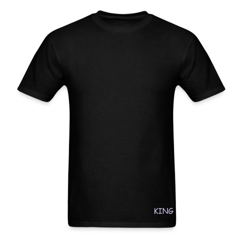 Men's T-Shirt - Black - Men's T-Shirt