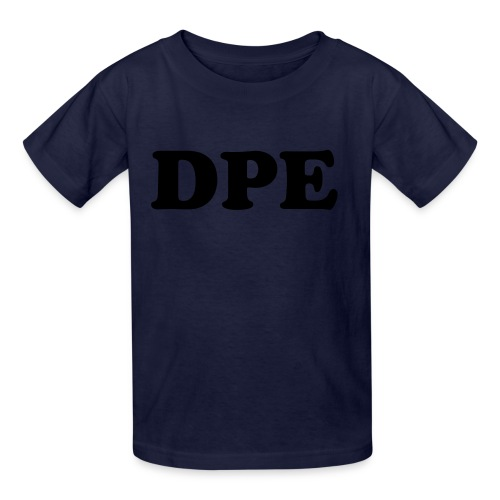 DPE Children't T-Shirt - Kids' T-Shirt
