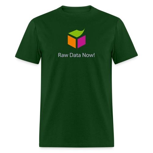 sementicweb_men_green_shirt - Men's T-Shirt