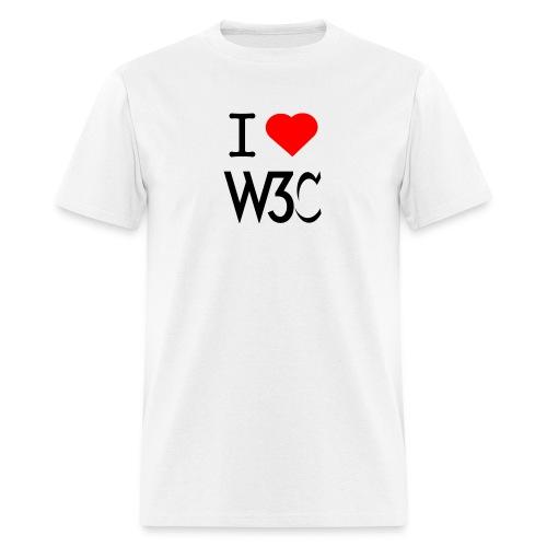 w3clove_men_shirt - Men's T-Shirt