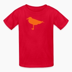 Red SEAGULL Kids' Shirts