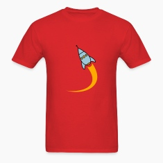 Red Rocket T-Shirts