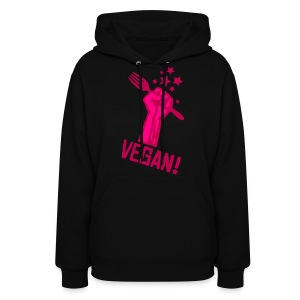 women's Hooded Sweatshirt- rfv - Women's Hoodie