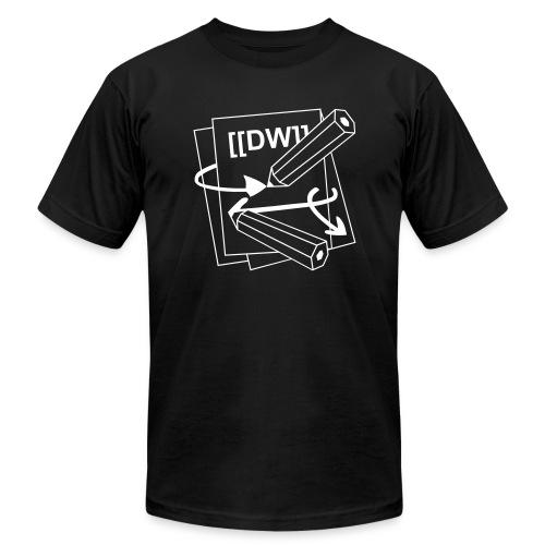 DokuWiki Logo - Men's Fine Jersey T-Shirt