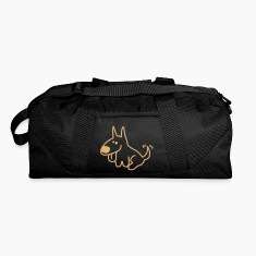 Black Mike Sit (Vector) Bags