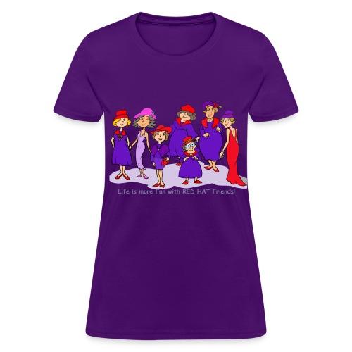 Friends - Women's T-Shirt