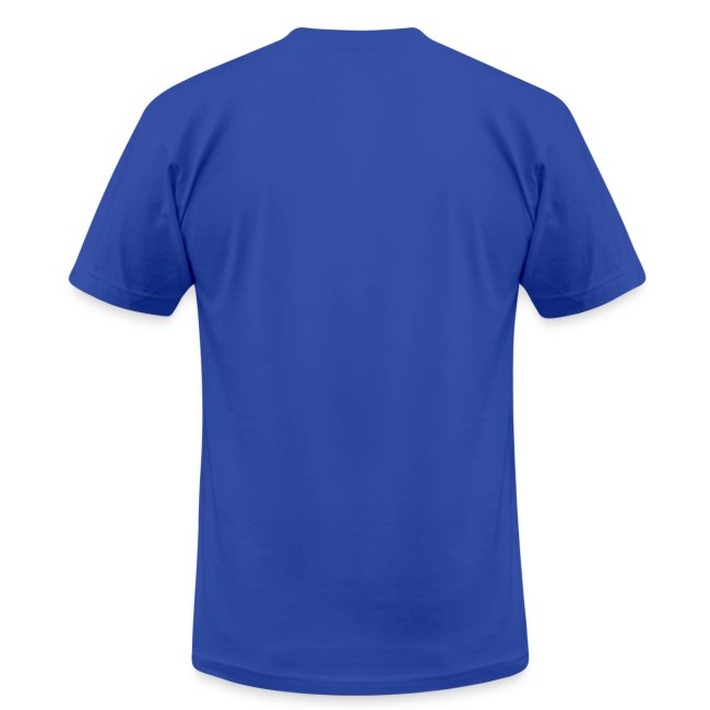 AS Mens AA T Blue