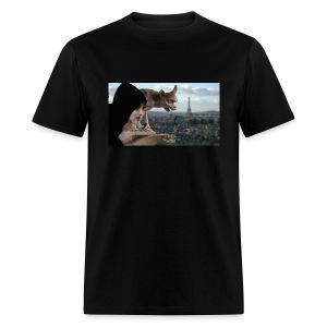 Ginosaji in Paris - Men's - Men's T-Shirt
