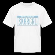 Kids' Shirts ~ Kids' T-Shirt ~ TSO - SK8RGRL
