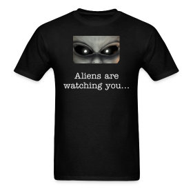 Aliens Watching Style 1 ~ 351
