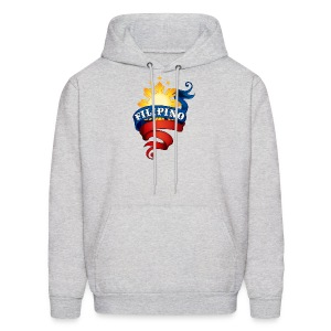 Men's Hoodie with DF Logo (Select Color) - Men's Hoodie