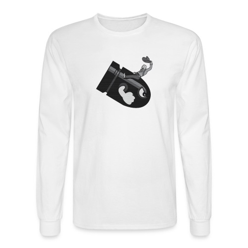 Bullet Bill  - Men's Long Sleeve T-Shirt