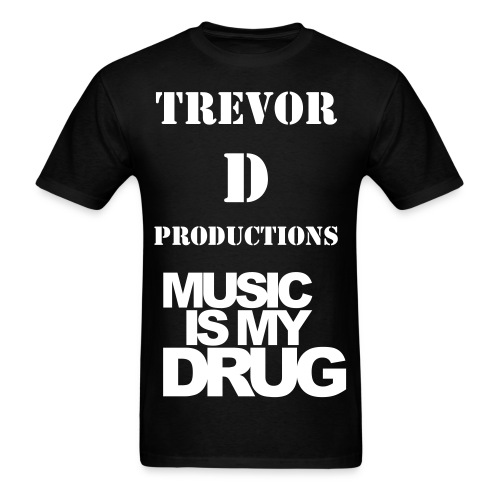 TREVOR D PRODUCTIONS SHIRT - Men's T-Shirt