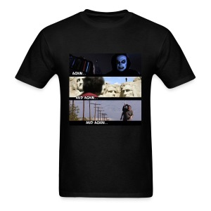 3 Image Cinematic - Men's - Men's T-Shirt